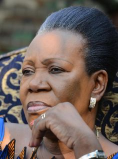 Central African Republic's first female president