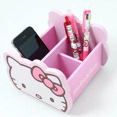 Hello Kitty Cut Swing Storage
