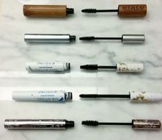 Top 5 Natural, Vegan Mascaras