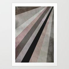 Rays Art Print by Georgiana Paraschiv - $18.00