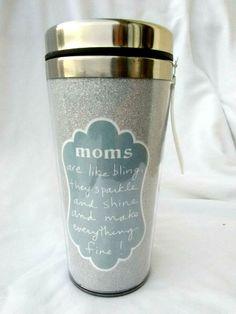 Starbucks Coffee Mug Cup 14 oz Metal Bottom Nonslip White Aqua Blue Snowflakes