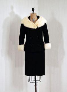 Suit 1950s Timeless Vixen Vintage