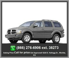 2008 Dodge Durango SLT SUV  Cruise Controls On Steering Wheel, Vehicle Emissions: Ulev Ii, Front And Rear Suspension Stabilizer Bars, Manual Front Air Conditioning, Cargo Tie Downs,