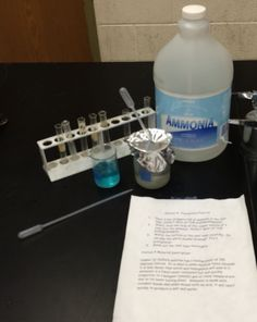 Students go through 12 quick, fun lab stations that provide students with practice at citing evidence and determining if reactions are chemical or physical changes.  Students burn salts, create precipitates, and blow bubbles in this fun lab series!