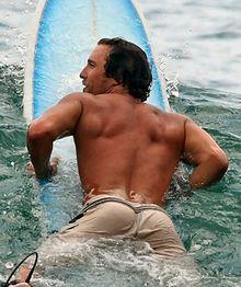 Matthew McConaughey. You're welcome.