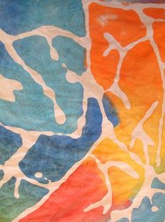 These stunning cotton batiks are fun for kids of all ages to create! They are…