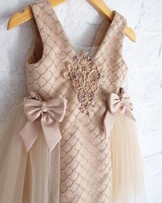 107 Likes, 8 Comments - Little Girl Fashion, Kids Fashion, Little Girl Dresses, Flower Girl Dresses, Baby Dress Design, Kids Gown, Kids Frocks, Baby Kind, Toddler Dress