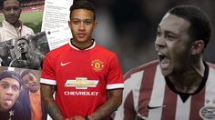 PSV Confirm How Much Manchester United Paid to Sign Memphis Depay - http://footballersfanpage.co.uk/psv-confirm-how-much-manchester-united-paid-to-sign-memphis-depay/