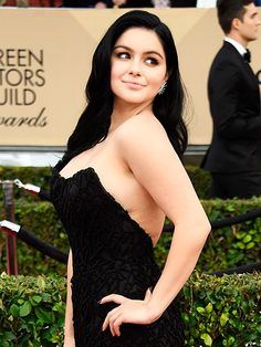 Ariel Winter Defends Showing Her Breast Reduction Scars at SAG.: Ariel Winter Defends Showing Her Breast Reduction Scars at… Ariel Winter Modern Family, Ariel Winter Hot, Ariel Winter Bikini, Arial Winter, Indian Bridal Fashion, Indian Actress Hot Pics, Beautiful Actresses, Indian Beauty, Stylish Clothes