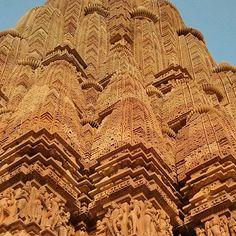 Western Temple Group. Khajuraho http://www.guiddoo.com/