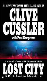 Lost City by Clive Cussler w/ Paul Kemprecos (2004) (Dirk Pitt #5)