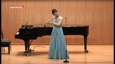 Arthur Honegger Danse de la Chevre pour Flute Solo H.39 (Yeo Shin Jang)