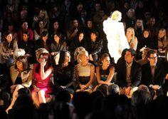 Paula Patton, Jessica Alba, Debra Messing, Cash Warren, Anjelica Huston, Amber Heard, Brad Goreski