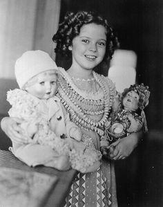 Shirley Temple in Hawaii, 1938.