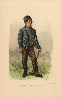 Adolf Liebscher. Muž z Jablůnkova (Man from Jablůnkov), 1894