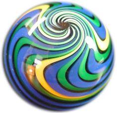 A Fritz Lauenstein Reverse twist Marble!!!
