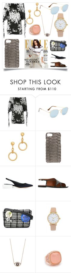 """Poly My World!"" by mkrish ❤ liked on Polyvore featuring Sonia Rykiel, Ray-Ban, Marni, Valenz Handmade, Jacquemus, David Beauciel, Vivienne Westwood, Kate Spade, Kenzo and Bronzallure"
