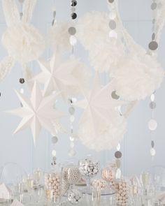 Give your wedding or bridal shower some icy elegance #LetsCelebrate @Martha Stewart Weddings Magazine