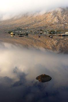 ✮ Connemara Ireland - Reflected Sunset