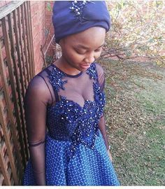 New south african Traditional wedding 2019 Sotho Traditional Dresses, South African Traditional Dresses, Traditional Wedding Dresses, Traditional Fashion, Traditional Outfits, Traditional Weddings, African Wedding Attire, African Attire, African Dress