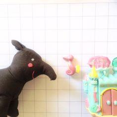Paleo bertemu Kuda Laut ✨