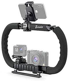 Pro Video Stabilizing Handle Grip for Sony Alpha 7 II Vertical Shoe Mount Stabilizer Handle