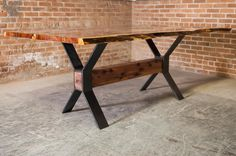 Furniture- Modern Picnic Table- The NICO Workshop
