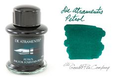 Why hello there, fellow ink lovers! Madigan here, doing an ink review on the pleasing De Atramentis Petrol.  I love seeing the inks that ...
