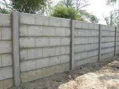 78 Best Compound Wall Pvc Mould images in 2017 | Boundary