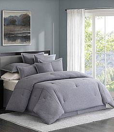 Cremieux Chambray Bedding Collection #Dillards
