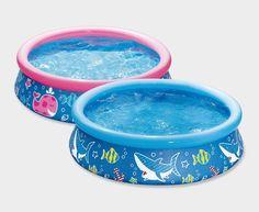 Ein Süßer Badespaß Für Die Kleinen: Unsere Günstigen Und Schnell  Aufgebauten Quick Up