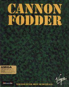 Cannon Fodder (Sega Mega Drive) - one of my faves.
