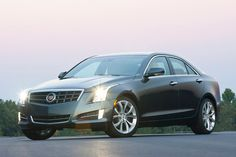 2013 Cadillac ATS: Cadillac says the ATS is quick, nimble and quiet. Its styling is like a small CTS sedan. It starts at $33,095, and the 2.5-liter version can get up to 33 mpg on the highway.