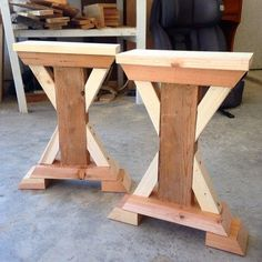 Chunky X Base Table: A How-To