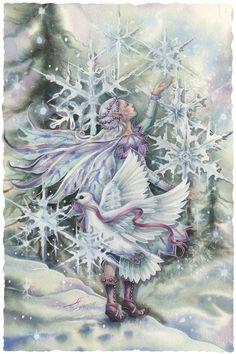 "Bergsma Gallery ""Wishing You Peace In the Season Of Wonder"" - Prints"