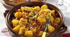 No Salt Recipes, Recipe Images, Gnocchi, Potato Salad, Curry, Favorite Recipes, Rodin, Healthy Recipes, Treats