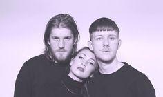 Danish trio Chinah.