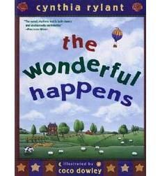 A book about all the wonderful things that happen in the universe...including each and every one of us!