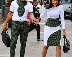 African Wear Styles For Men, African Shirts For Men, African Attire For Men, African Clothing For Men, Couples African Outfits, African Dresses Men, Couple Outfits, Couple Clothes, Dashiki For Men