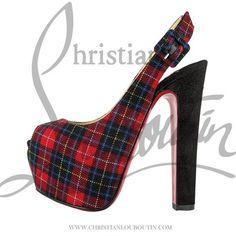Christian Louboutin : in anteprima il lookbook scarpe inverno 2012