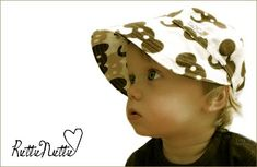 Free hat pattern from Ottobre.