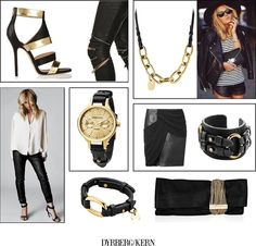 Black&gold , the biggest luxury
