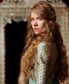 Greek Anastasia Tsilimpiou as Kösem Sultan in Muhtesem Yüzyil: Kösem Season 1
