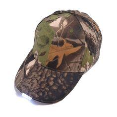 93c85ea11a0 Dark Bright Glow Reading Fishing Jogging Light Up LED Baseball Cap Sport  Hats Luminous Hat For Women Men