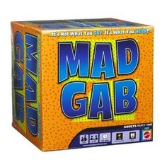 Mad Gab (Party Game) - I'm A Love Machine