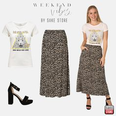 Weekly Outfits, Weekend Vibes, Store, Prints, Fashion, Moda, Fashion Styles, Larger, Fashion Illustrations