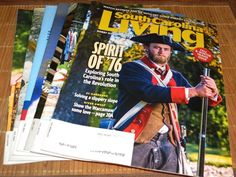 Conway, South Carolina Living Magazine Horry Electric Cooperative 7 Issue 2015