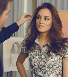 Leighton Meester ✾ as Blair Waldorf in Gossip Girl ♥ Gossip Girls, Moda Gossip Girl, Estilo Gossip Girl, Gossip Girl Fashion, Ootd Fashion, Leighton Meester, Blair Waldorf Hair, Blair Waldorf Gossip Girl, Blair Waldorf Makeup