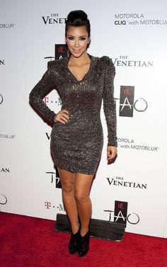 Kim Kardashian in Brian Lichtenberg