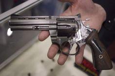 A cutaway shot of Korth's $37K revolver.